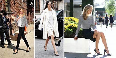 tenue de bureau femme tenues de travail pour femme 24 looks stylés pour aller