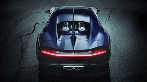 Photos of the bugatti divo: Bugatti Chiron Sport Rear view 4K 8K Wallpaper   HD Car Wallpapers   ID #10603