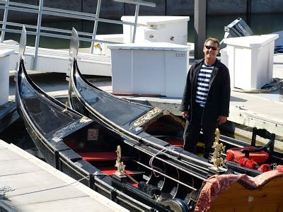 Difference Between Gondola And Boat by The Gondola Blog Two Great Gondolas From Two Great Builders