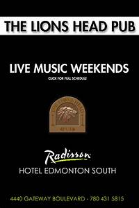 Edmonton's Live Music Guide – Who's Playin'Tonight?
