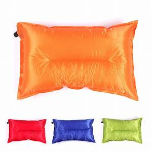 aliexpresscom buy colorful self inflating air pillow With best store to buy pillows