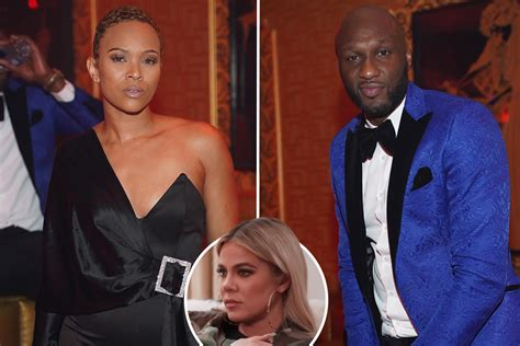 Khloe Kardashian's ex Lamar Odom and fiancee split as she ...