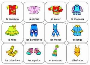 Spanish clothing vocabulary | Spanish Translator