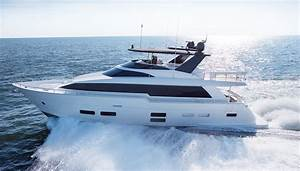 Hatteras Intros New 70 Foot Flybridge Model 26 North Yachts