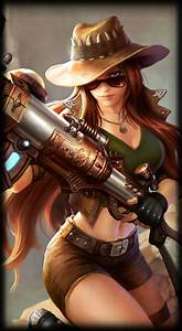 Safari Caitlyn :: League of Legends (LoL) Champion Skin on ...