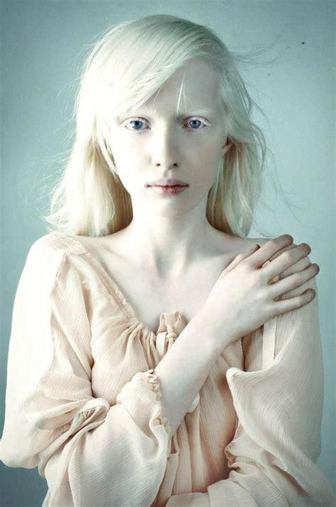 Hair Almost White by Nastya Kumarova For Vogue Kornfield