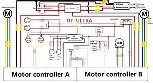 Controleur Dualtron 2 Ultra Hs    - Minimotors