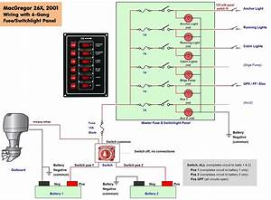 Tracker Pontoon Boat Wiring Diagram