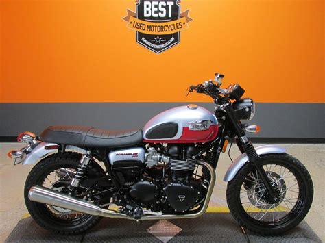 2014 Triumph Scrambler 900 For Sale #90171