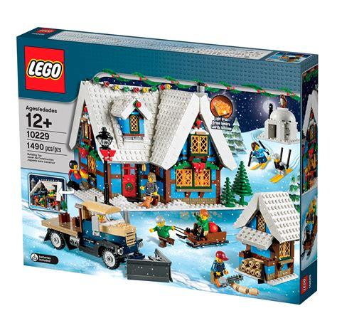 Winter Cottage Lego by 10229 Winter Cottage Brickipedia Fandom