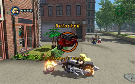Lego Marvel Boat Unlock by Vehicles Lego Marvel Heroes Guide