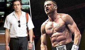 Jake Gyllenhaal's Southpaw Workout Plan - PK Baseline- How ...