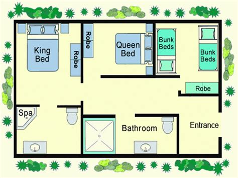 how to design a house plan small house plans cottage house plans