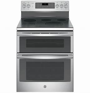 Ge Profile 30 U0026quot  Stainless Electric Double Oven