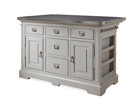 kitchen island furniture universal furniture dogwood paula deen home the 5072