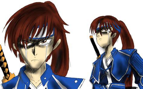 kazuma   hayabusa ninja apprentice  sphluvuknw