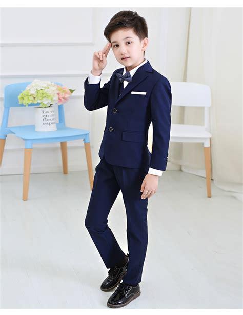 pcsset baby kids boys blazers suit  wedding childern