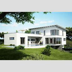 Fertighaus Architektenhaus Adamello, Einfamilienhaus Mit