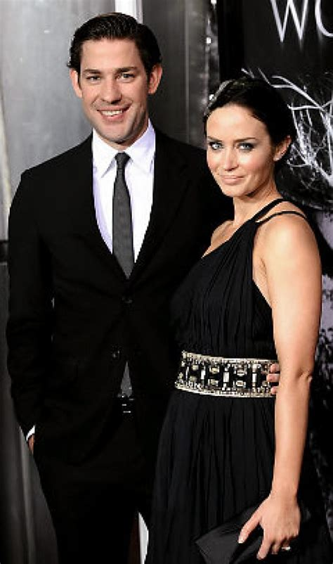Her net worth is reported to be around $16 million. Actors John Krasinski and Emily Blunt wed in Italy - NY ...