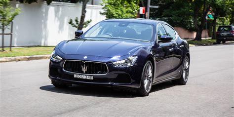 Reviews Of Maserati Ghibli 2017 maserati ghibli review caradvice