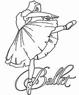 Coloring Pages Ballerina Ballet Dance Dancers Colouring Sheets Ballerinas Studio Christmas Dolls Recital Paper Detailed Dancing Printable Uploaded User Visit sketch template