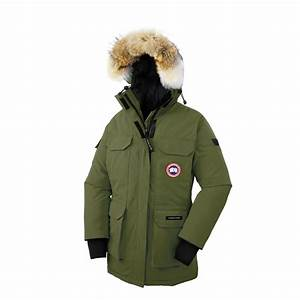 CANADA GOOSE EXPEDITION PARKA Military Green WOMENS 4565L