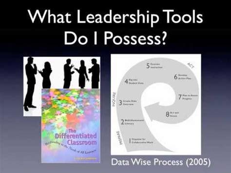 educational leadership philosophy youtube