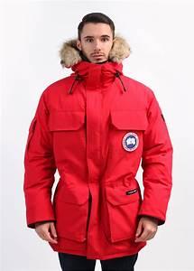 Canada Goose Model Mens Expedition Parka