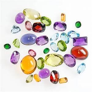 Pierres Précieuses Bleues : perles accesoires des pierres semi pr cieuses de ~ Nature-et-papiers.com Idées de Décoration