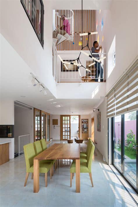 desain interior minimalis area publik  rumah desain