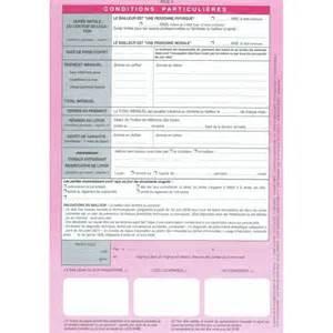 Contrat De Location Non Meublée Gratuit by Contrat De Location Non Meubl 233 224 Imprimer Table De Lit