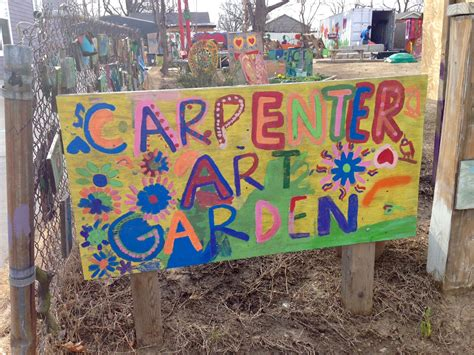 Carpenter Art Garden Archives  Volunteer Odyssey