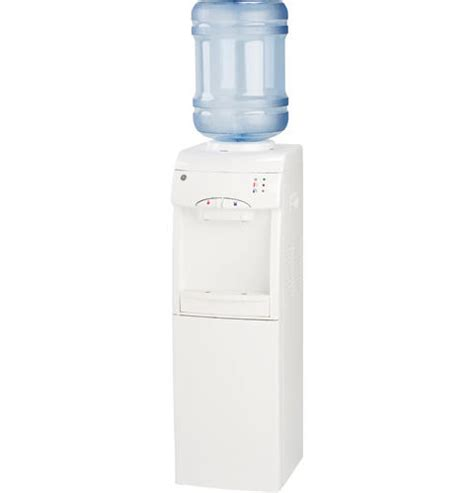 ge hot  cold  standing water dispenser  integrated refreshment chiller gxcfe