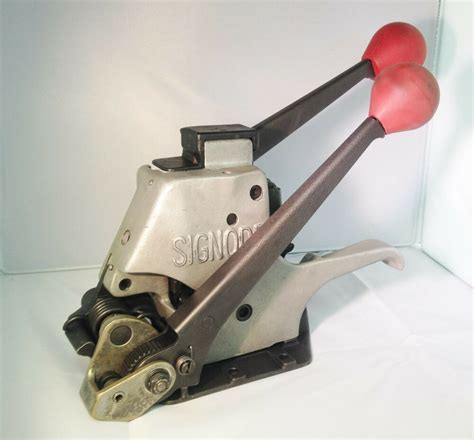 signode al strapping tool    steel strapping ebay