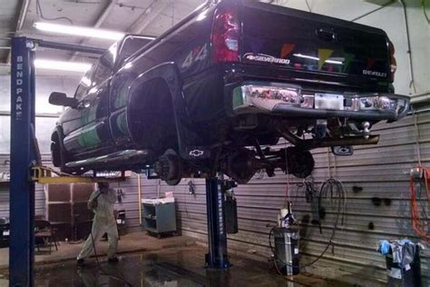 Car & Truck Undercoating Cedar Rapids Iowa