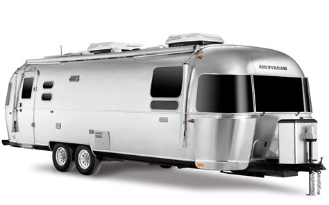 airstreams iconic trailer    luxurious upgrade