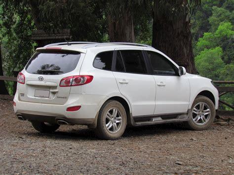 2012 Hyundai Santa Fe Mpg by 2012 Hyundai Santa Fe Gls 4dr Suv 3 5l V6 Auto