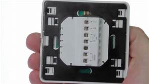 Connecting A Floor Sensor To An Electric Underfloor
