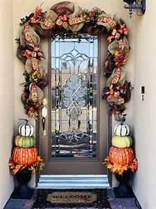 Fall, Front, Door, Garland, Farmhouse, Front, Door, Garland, Autumn, Door, Decor, Fall, Farmhouse, Porch, Decor