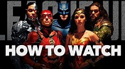 How To Watch The DC Films Universe In Chronological Order ...