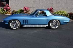 Used 1965 Chevrolet Corvette Fuel Injected 327ci 375hp 4