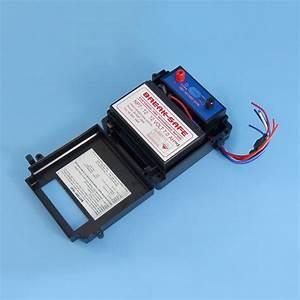 Caravansplus  Breaksafe Electric Breakaway Kit  Suit 2  U0026 4