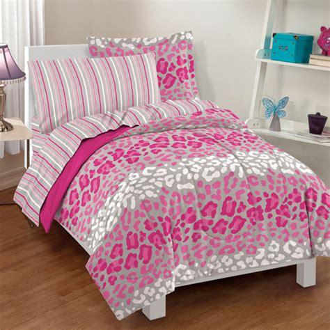 dream factory safari girl bedding comforter set kids teen