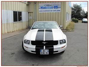 Madness Us Car : ford mustang v6 cabriolet 2007 ~ Medecine-chirurgie-esthetiques.com Avis de Voitures