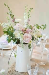 vase mariage déco table mariage 45 compositions florales pour l 39 été