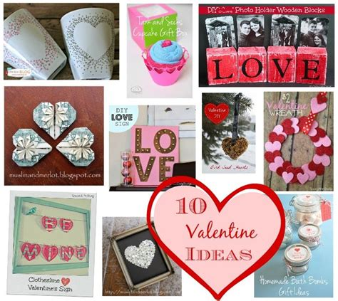 10 diy ideas great up of crafts and