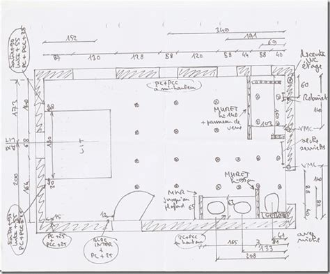 hauteur prise de courant chambre comment faire le plan electrique general de votre