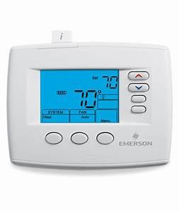Emerson Blue 4 U2033 Screen Digital Thermostat 1f85