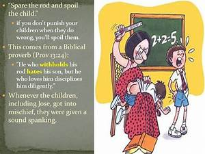 essay on spare the rod and spoil the child wikipedia