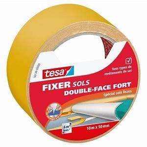 Adhésif Double Face : adh sif double face pour sols tesa fixer 10m adh sif ~ Edinachiropracticcenter.com Idées de Décoration